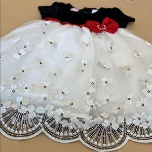 Baby Beri 6 month dress